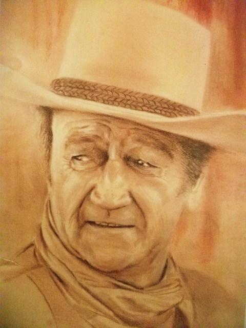 John Wayne par sophieM